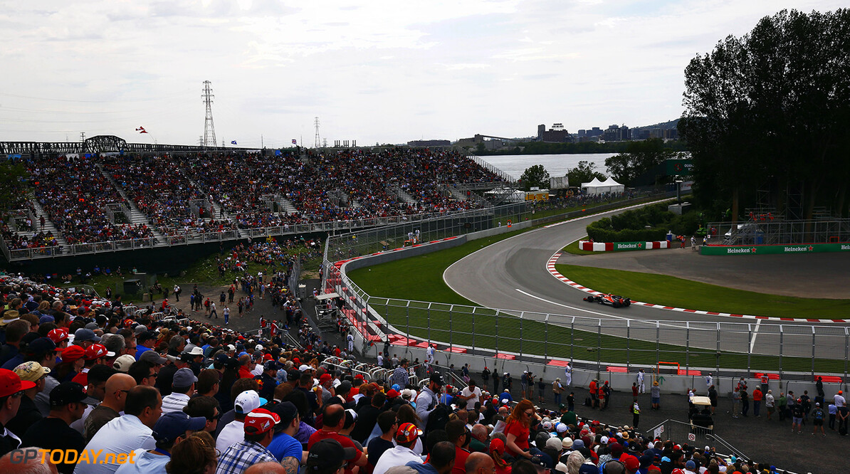 Circuit Gilles Villeneuve, Montreal, Canada. Friday 09 June 2017. World Copyright: Andy Hone/LAT Images ref: Digital Image _ONZ0379      f1 formula 1 formula one gp