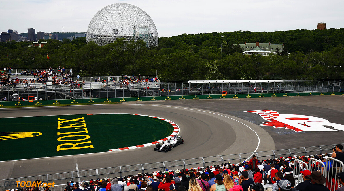 Circuit Gilles Villeneuve, Montreal, Canada. Friday 09 June 2017. World Copyright: Andy Hone/LAT Images ref: Digital Image _ONZ0123      f1 formula 1 formula one gp