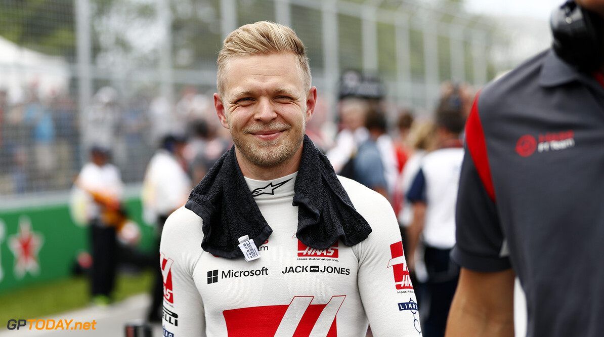 Kevin Magnussen to join Alonso and Stroll at Daytona