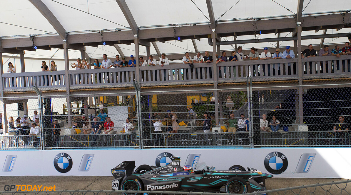 2016/2017 FIA Formula E Championship.