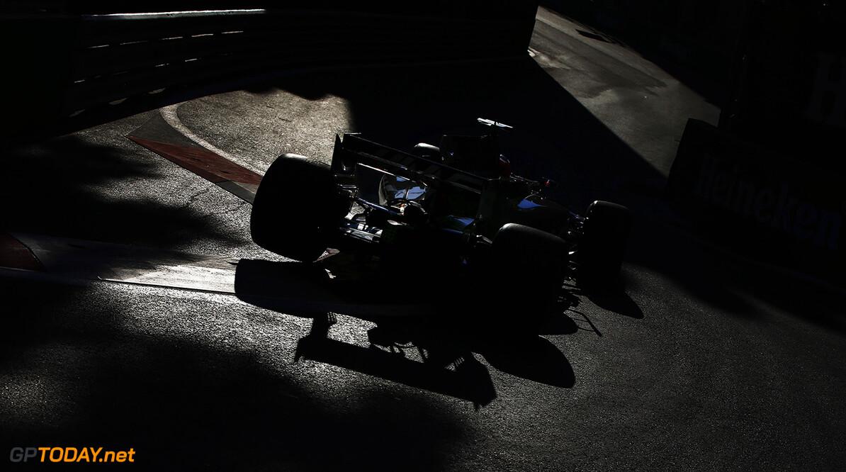 Baku City Circuit, Baku, Azerbaijan. Friday 23 June 2017. World Copyright: Andy Hone/LAT Images ref: Digital Image _ONY9072      f1 formula 1 formula one gp baku