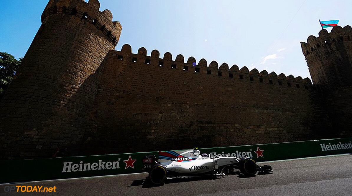 Lance Stroll gekozen tot 'Driver of the Day'