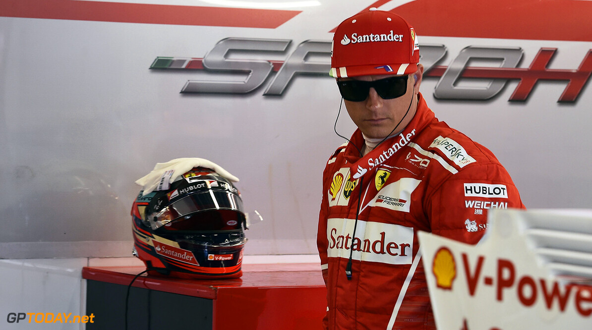 Raikkonen disappointed to miss out on pole by close margins