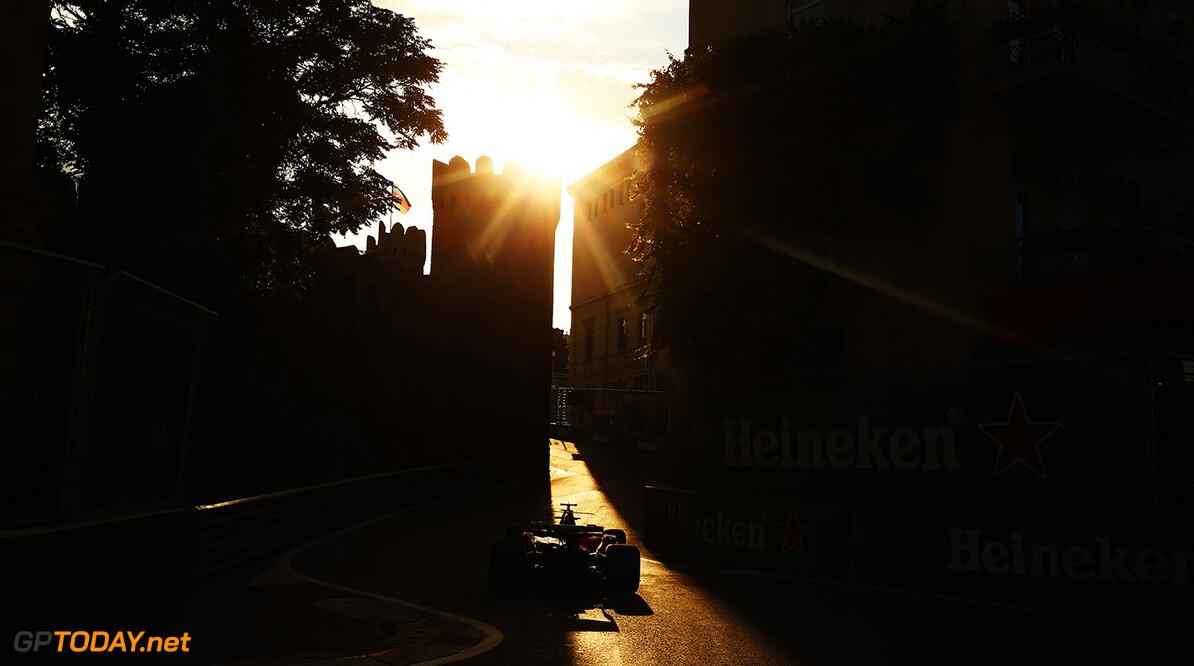 Baku City Circuit, Baku, Azerbaijan. Friday 23 June 2017. World Copyright: Andy Hone/LAT Images ref: Digital Image _ONZ6445      f1 formula 1 formula one gp baku