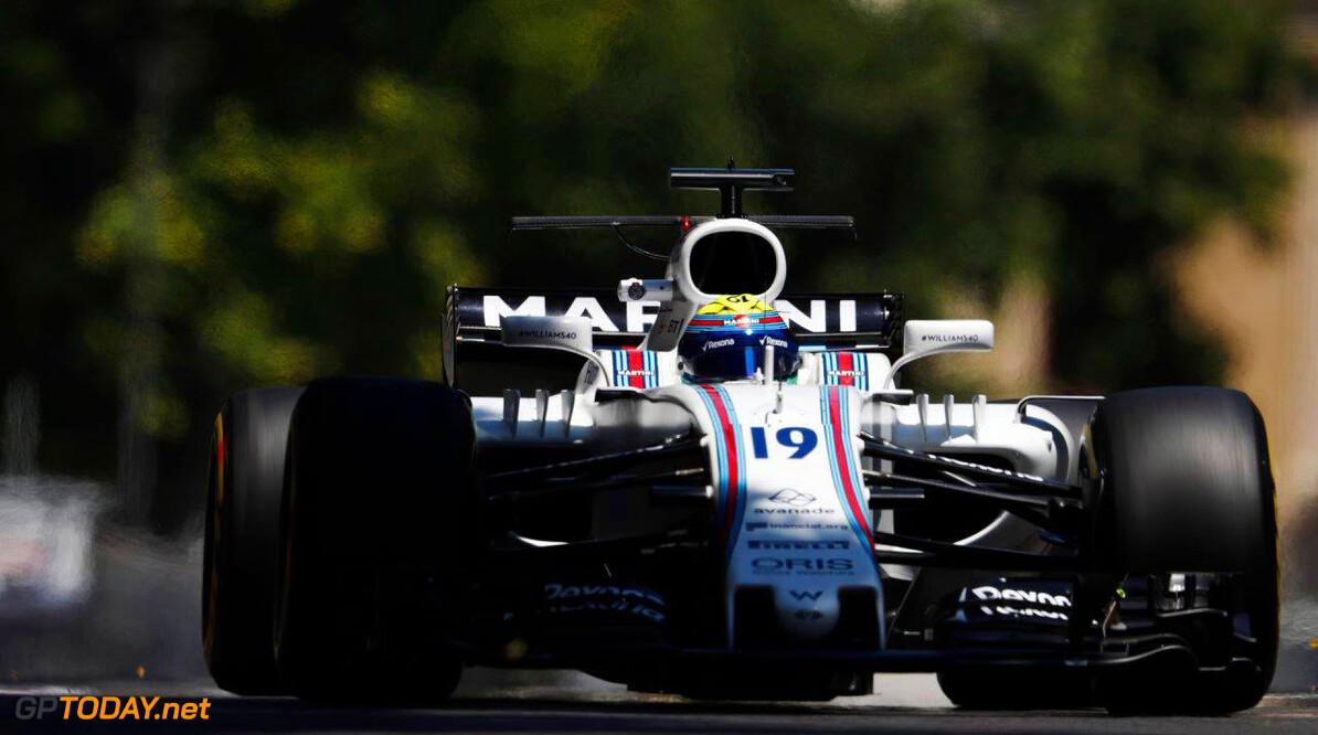 Nieuw aero-pakket voor Williams voor Oostenrijk