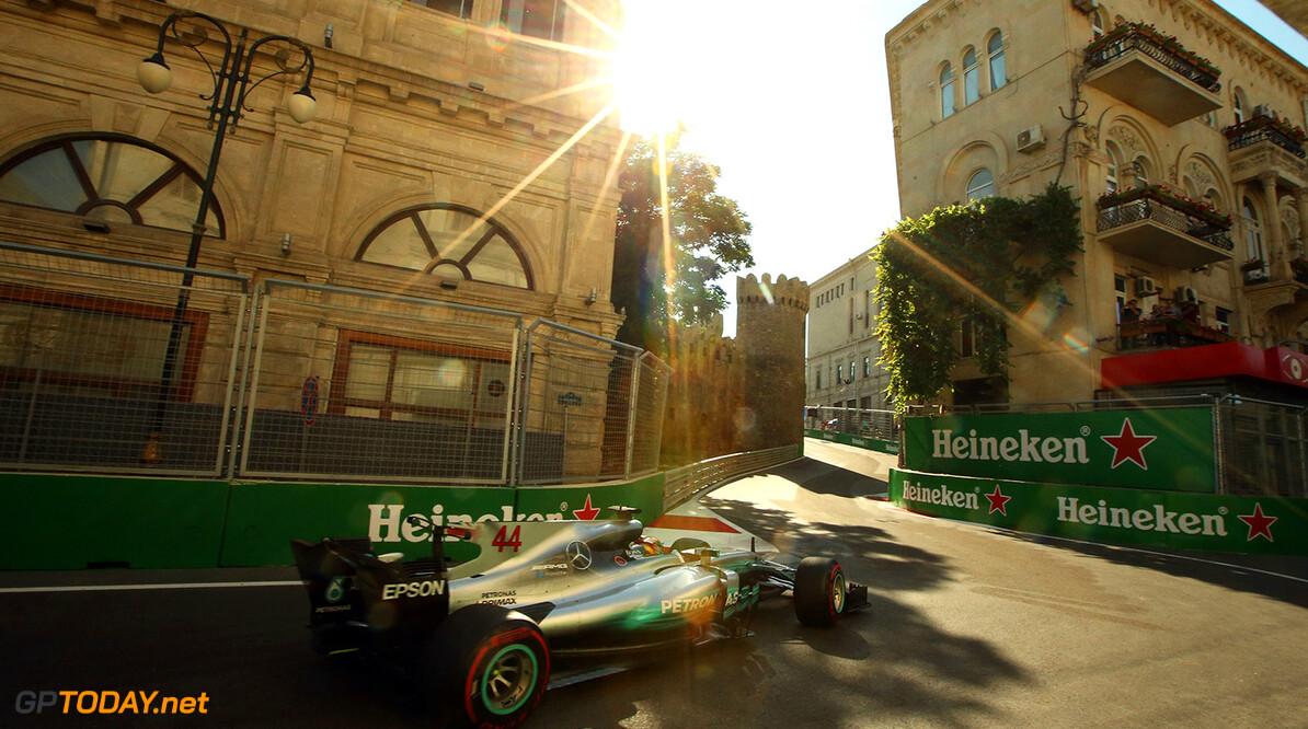 FIA vindt geen bewijs voor brake-test Hamilton