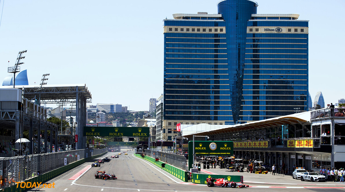 2017 FIA Formula 2 Round 4.
