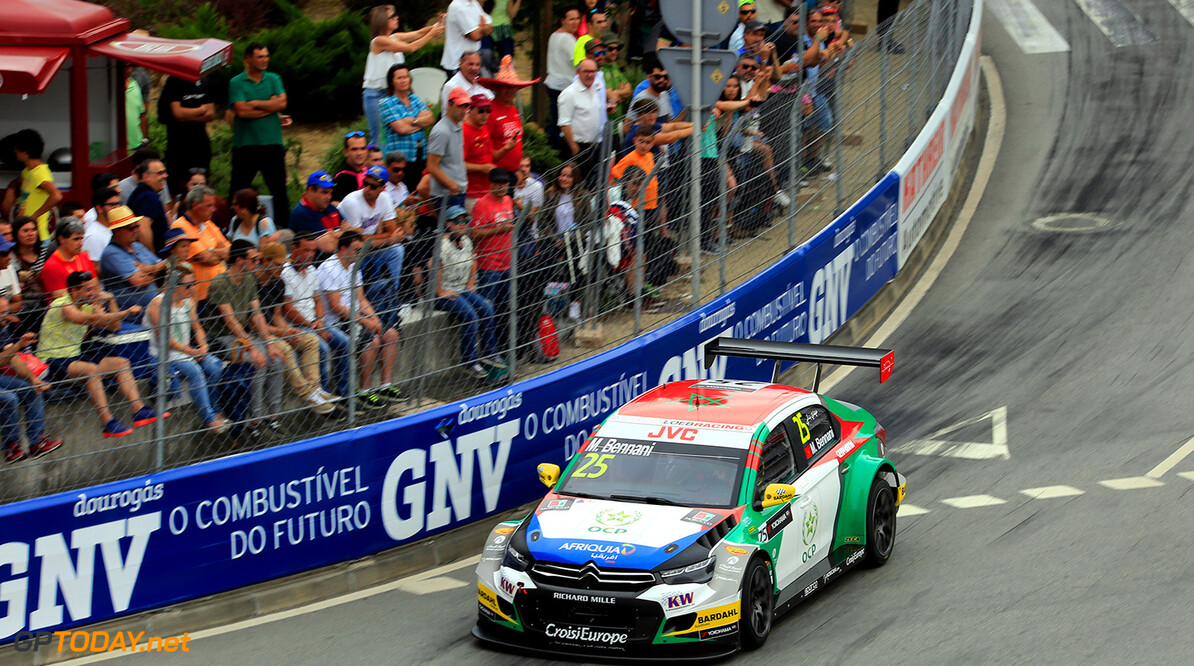 25 BENNANI Mehdi (mor) Citroen C-Elysee team Se?bastien Loeb Racing action during the 2017 FIA WTCC World Touring Car Championship race of Portugal, Vila Real from june 23 to 25 - Photo Paulo Maria / DPPI AUTO - WTCC PORTUGAL 2017 Paulo Maria Vila Real Portugal  auto championnat du monde circuit course fia motorsport tourisme wtcc