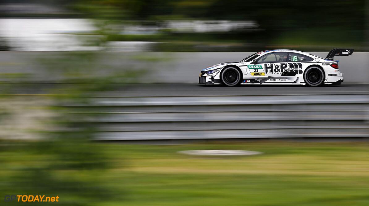 Roar Before the Rolex 24 #31 Tom Blomqvist, BMW M4 DTM Motorsports: DTM race in N?rnberg HZ Nuernberg Germany  Motorsport Sport DTM