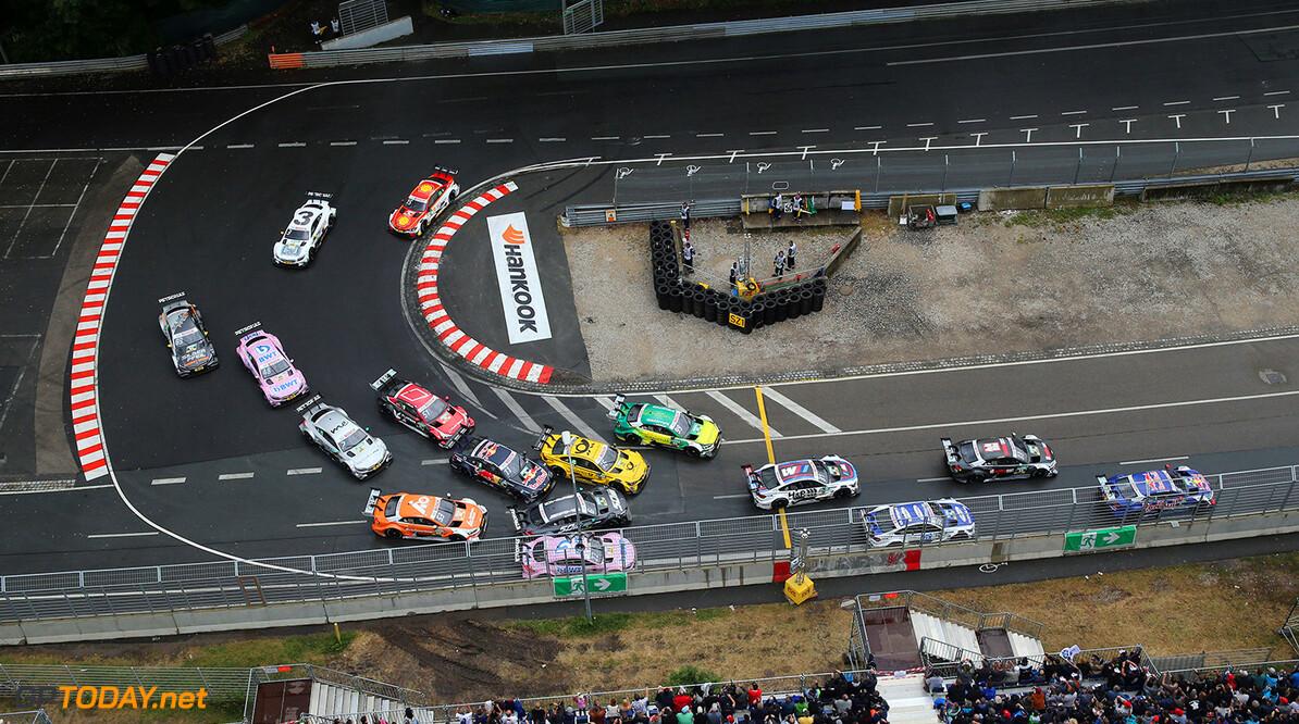 Edoardo Mortara wint eerste race op Norisring