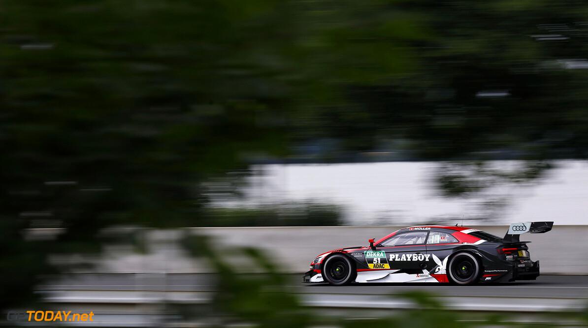 Roar Before the Rolex 24 #51 Nico M?ller, Audi RS5 DTM Motorsports: DTM race in N?rnberg HZ Nuernberg Germany  Motorsport Sport DTM