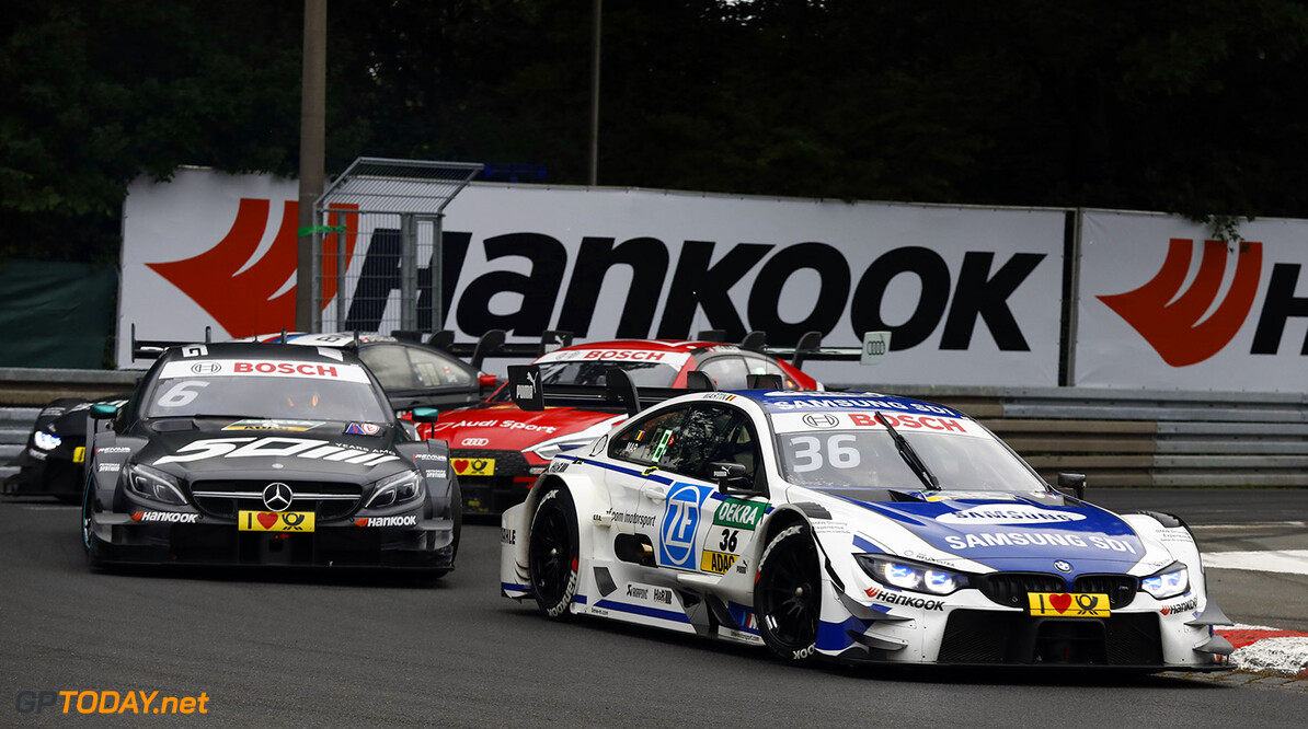 Roar Before the Rolex 24 #36 Maxime Martin, BMW M4 DTM Motorsports: DTM race in N?rnberg HZ Nuernberg Germany  Motorsport Sport DTM
