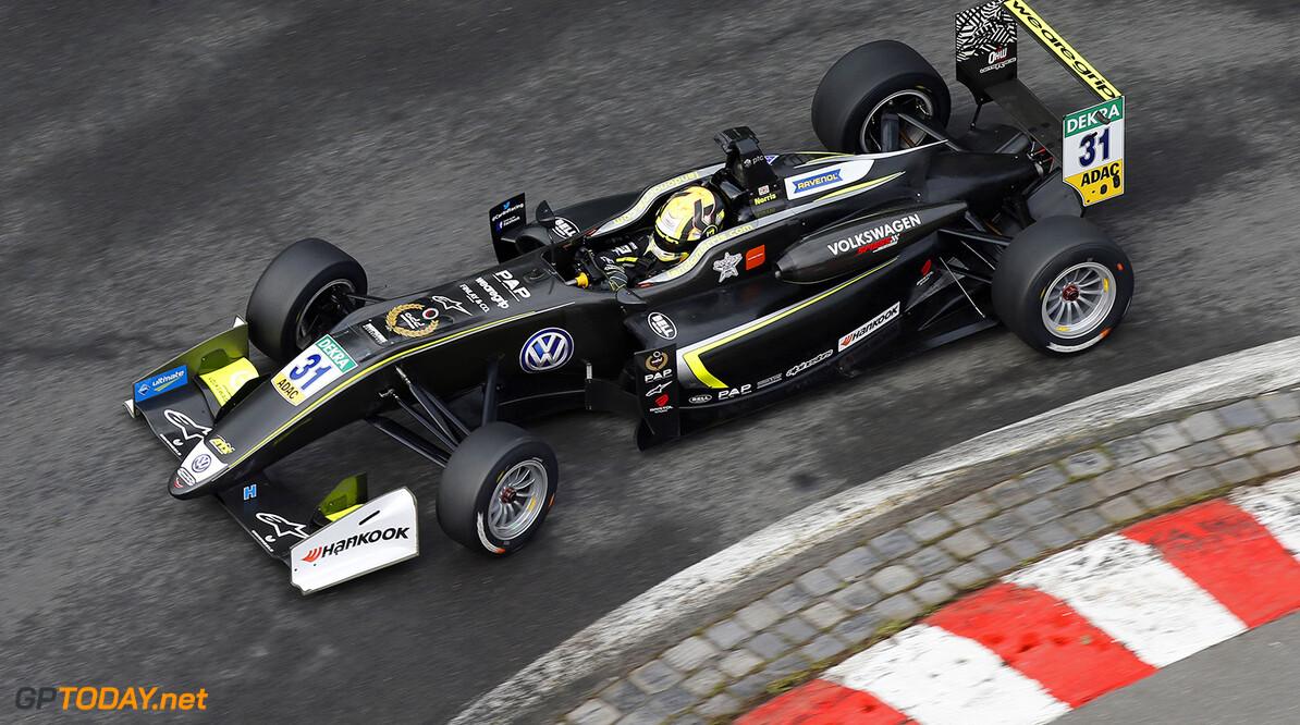FIA Formula 3 European Championship, round 5, race 2, Norisring  31 Lando Norris (GBR, Carlin, Dallara F317 - Volkswagen), FIA Formula 3 European Championship, round 5, race 2, Norisring (DEU), 30. June - 2. July 2017 FIA Formula 3 European Championship 2017, round 5, race 2, Norisring (DEU) Thomas Suer N?rnberg Germany