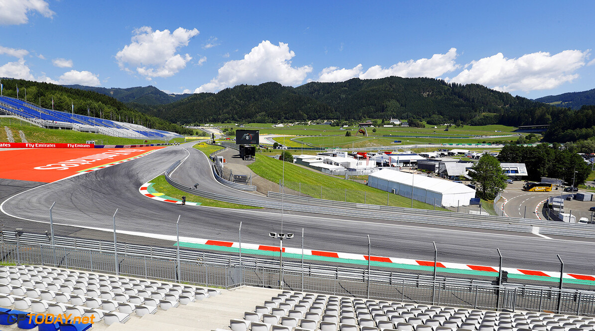 Red Bull Ring, Spielberg, Austria. Thursday 06 July 2017. World Copyright: Steven Tee/LAT Images ref: Digital Image _O3I4049  Steven Tee    f1 formula 1 formula one gp