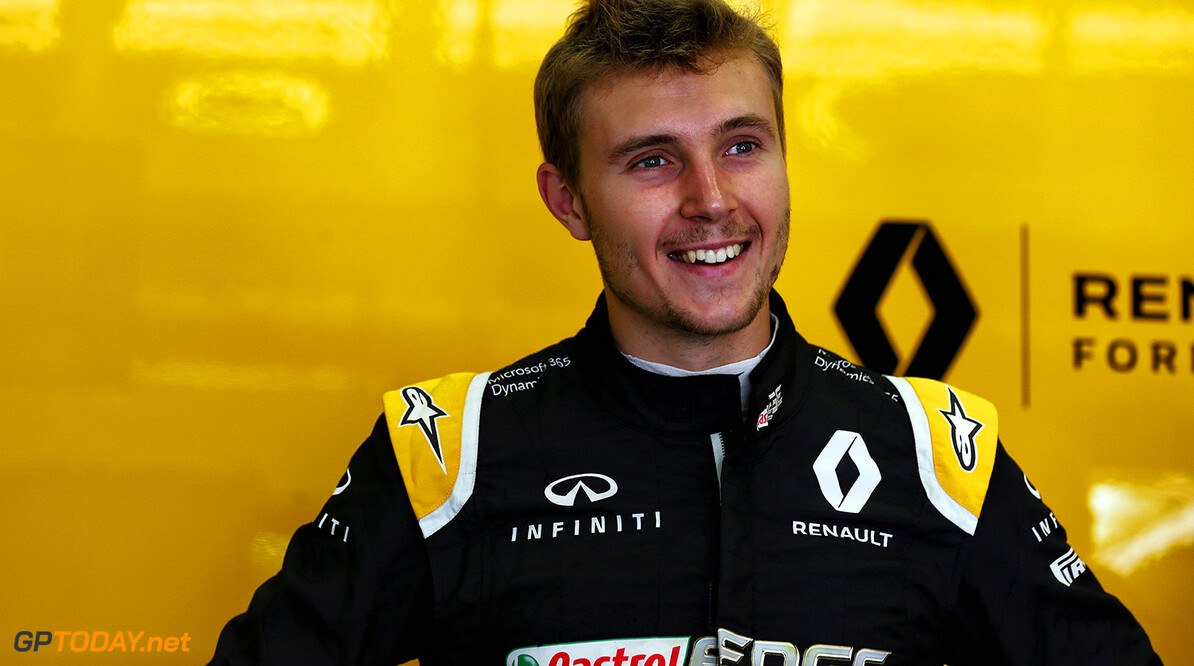 Formula One World Championship Sergey Sirotkin (RUS) Renault Sport F1 Team Third Driver. Austrian Grand Prix, Thursday 6th July 2017. Spielberg, Austria. Motor Racing - Formula One World Championship - Austrian Grand Prix - Preparation Day - Spielberg, Austria Renault Sport Formula One Team Spielberg Austria  Formula One Formula 1 F1 GP Grand Prix Circuit Austria Austrian Spielberg Zeltweg JM728 Portrait GP1709a