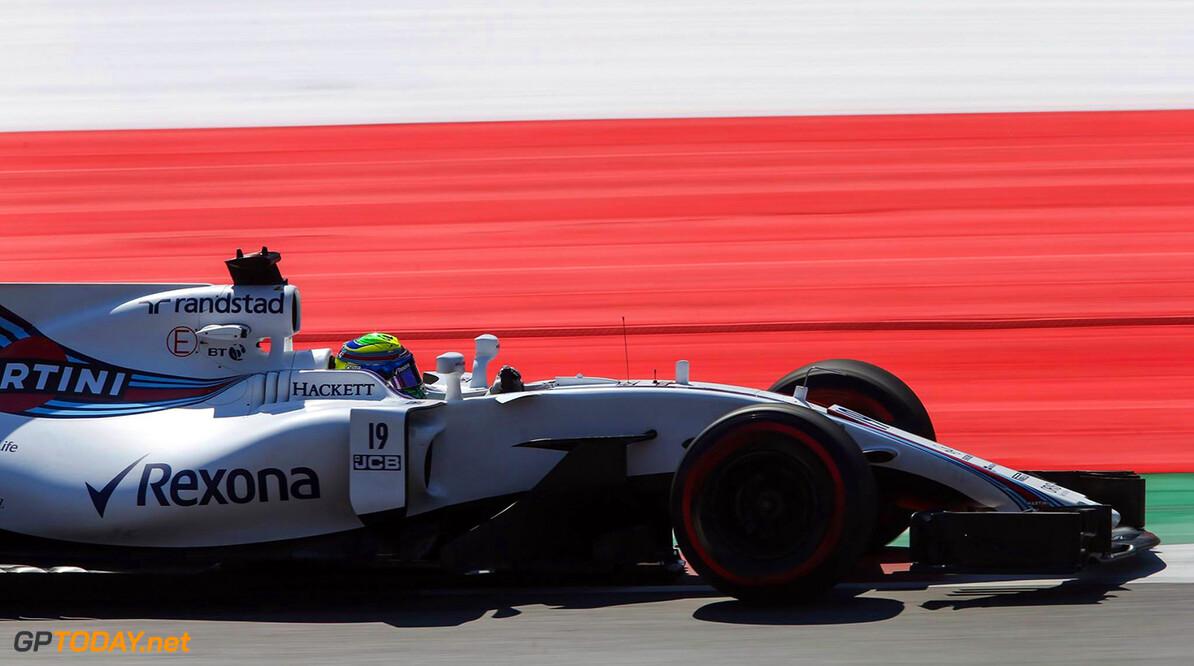 """Felipe Massa: """"Op nieuwe banden werkt de auto niet"""""""