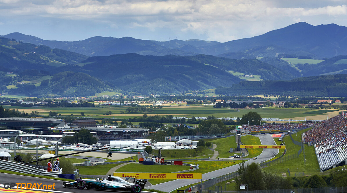Archivnummer: M72530 Grosser Preis von ?sterreich 2017, Freitag - Steve Etherington 2017 Austrian Grand Prix, Friday - Steve Etherington Steve Etherington Spielberg ?sterreich  ?sterreich Grand Prix Freitag Red Bull Ring 2017
