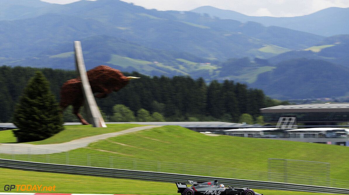 Red Bull Ring, Spielberg, Austria. Sunday 09 July 2017. World Copyright: Zak Mauger/LAT Images ref: Digital Image _54I1024  Zak Mauger    f1, formula 1, formula one, gp,  ts-live,,,,,,,