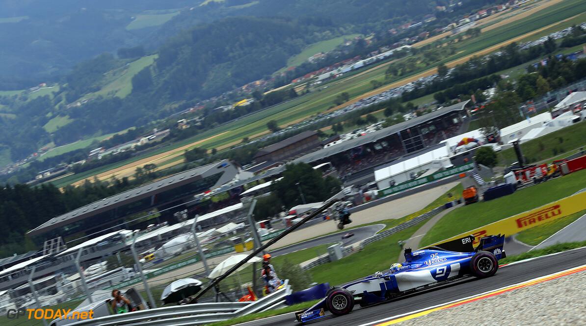 Austrian GP Race 09/07/17 Marcus Ericsson (SWE) Sauber F1 Team.   RedBull Ring.  Austrian GP Race 09/07/17 Jad Sherif                       Spielberg Austria  F1 Formula 1 One 2017 Action Ericsson Sauber