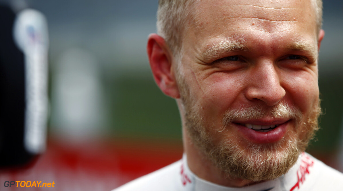Red Bull Ring, Spielberg, Austria. Sunday 09 July 2017. Kevin Magnussen, Haas F1.  World Copyright: Andy Hone/LAT Images ref: Digital Image _ONZ1329      f1 formula 1 formula one gp Portrait ts-live,,,,,,,