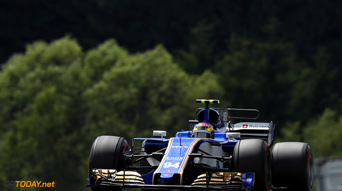 Austrian GP Race 09/07/17 Pascal Wehrlein (D), Sauber F1 Team.  RedBull Ring.  Austrian GP Race 09/07/17 Jad Sherif                       Spielberg Austria  F1 Formula 1 One 2017 Action Wehrlein Sauber