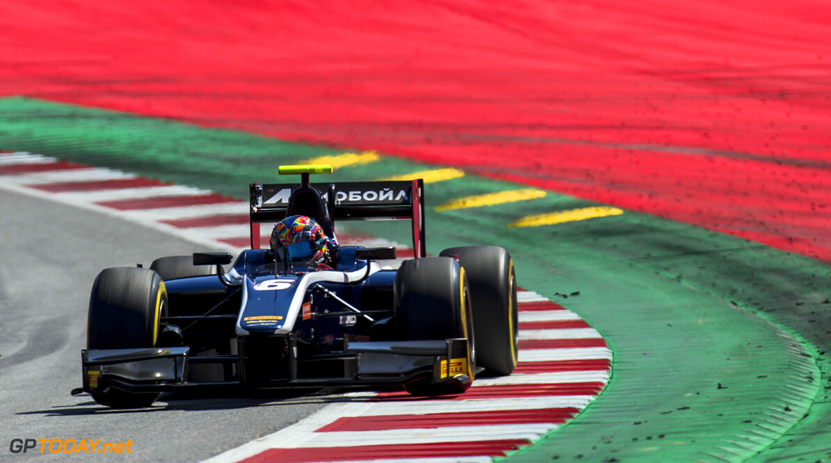 2017 FIA Formula 2 Round 5.