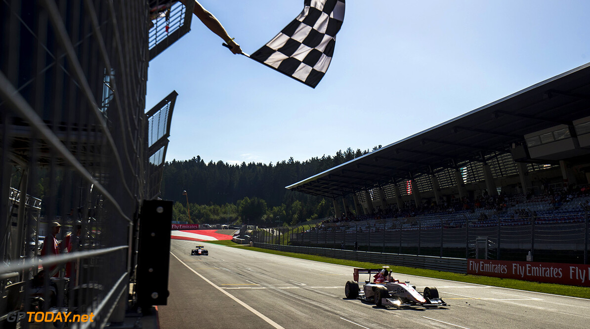 2017 GP3 Series Round 2. 