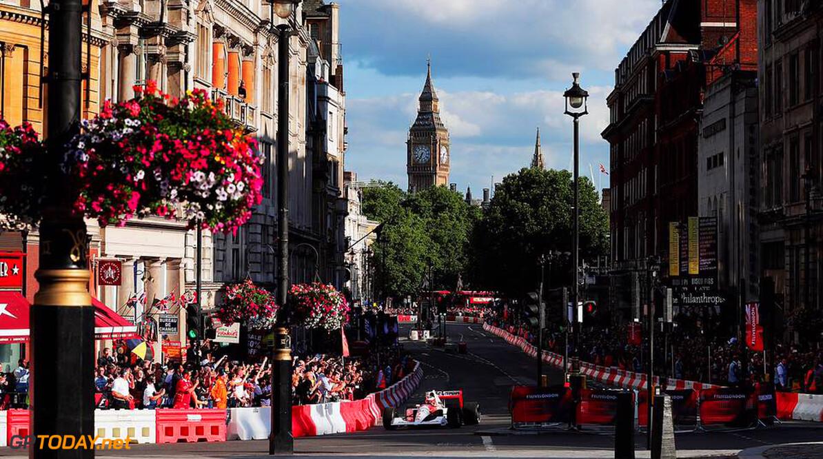 Regels voor F1-demo's gewijzigd na F1 Live Londen