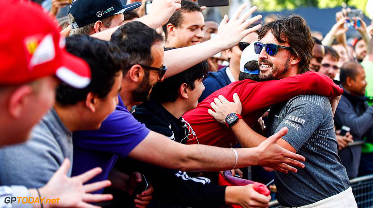 Fernando Alonso wordt benoemd tot erelid van Real Madrid