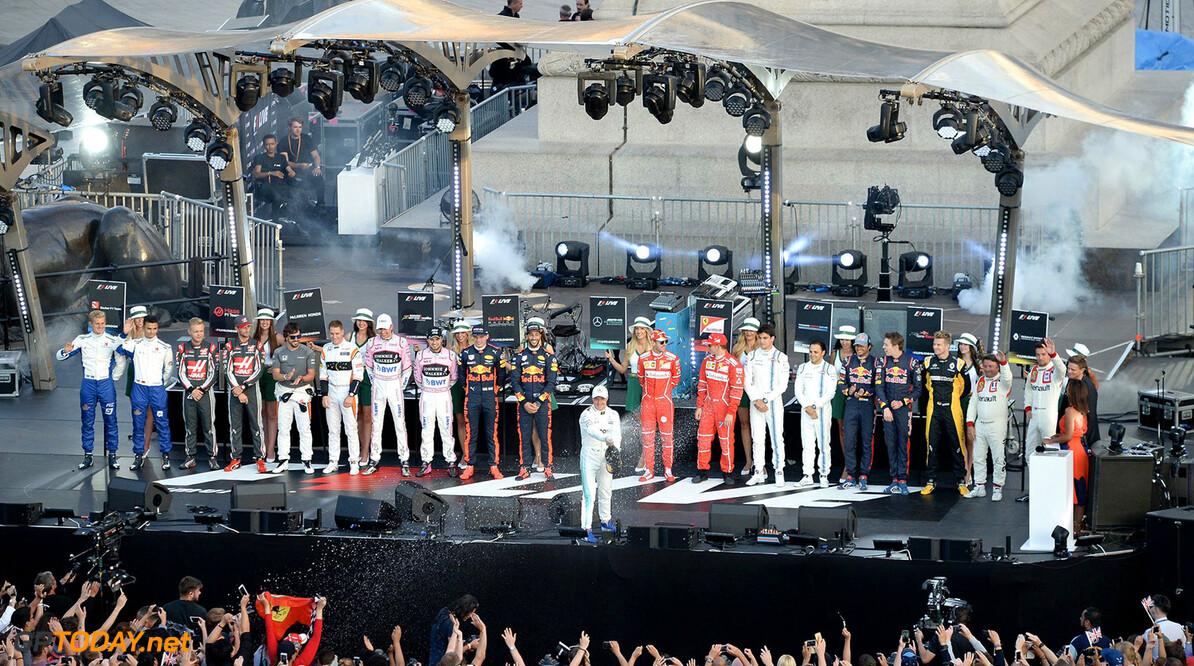 Formule 1 organiseert F1 Live-evenement in Miami