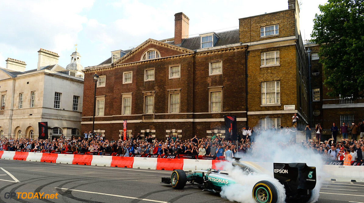 F1 to hold four fan festivals in 2019