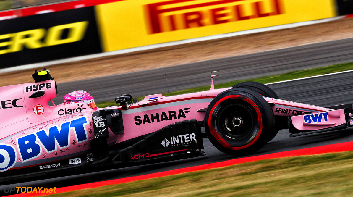 No rush to change Force India's name