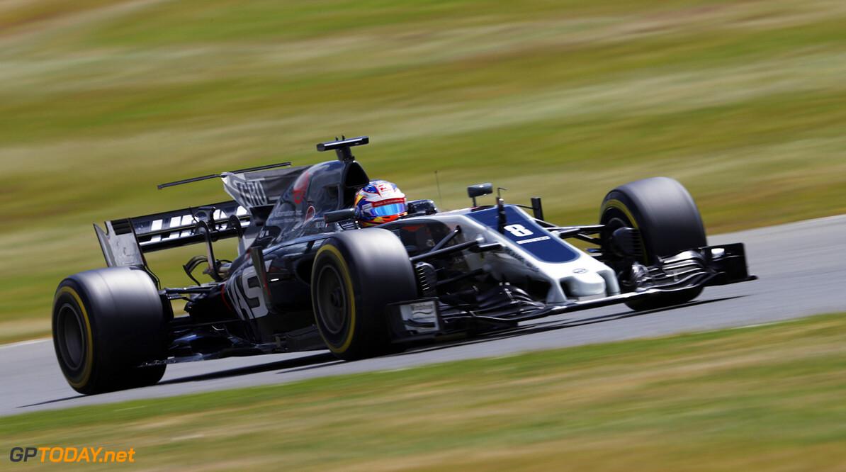 Silverstone, Northamptonshire, UK.  Friday 14 July 2017. World Copyright: Glenn Dunbar/LAT Images  ref: Digital Image _31I3869  Glenn Dunbar    f1, formula 1, formula one, gp,  ts-live,,,,,,,