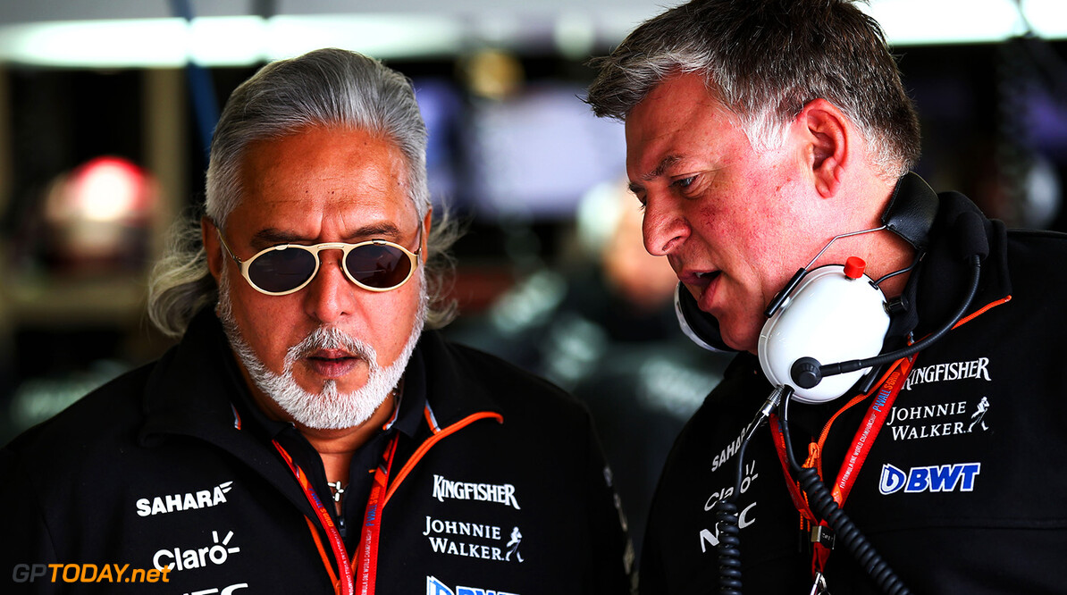 Vijay Mallya accused of money laundering