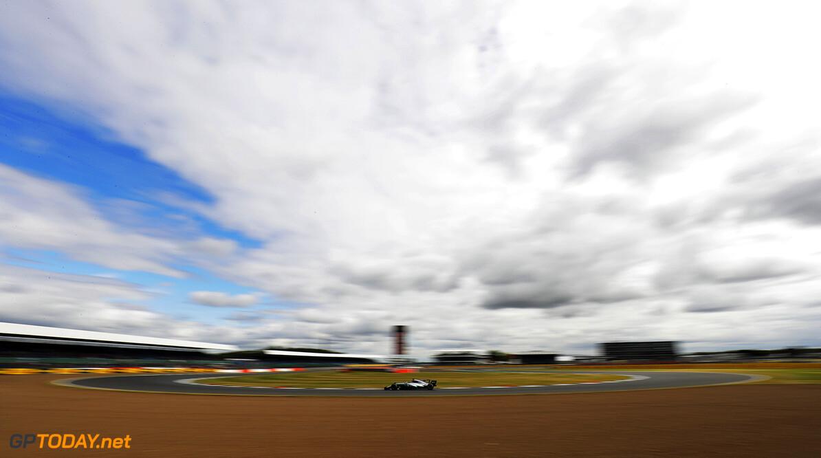 Silverstone, Northamptonshire, UK.  Friday 14 July 2017. World Copyright: Zak Mauger/LAT Images  ref: Digital Image _56I8841  Zak Mauger    f1 formula 1 formula one gp