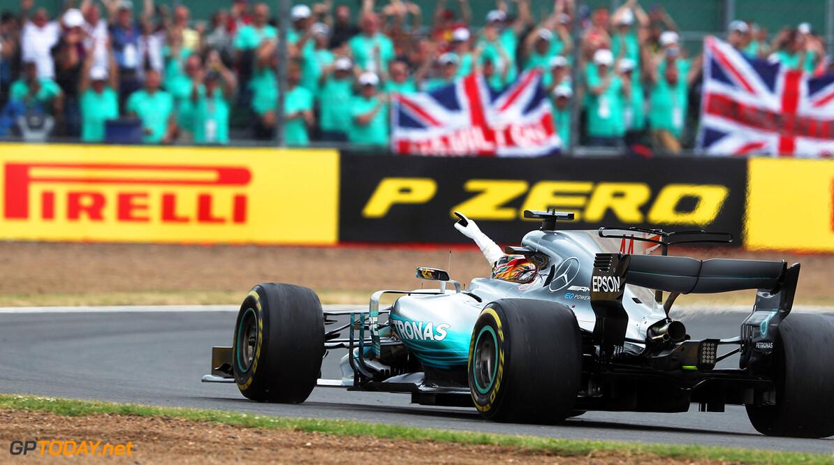 Silverstone, Northamptonshire, UK.  Sunday 16 July 2017. World Copyright: LAT Images  ref: Digital Image MALC8709      f1 formula 1 formula one gp