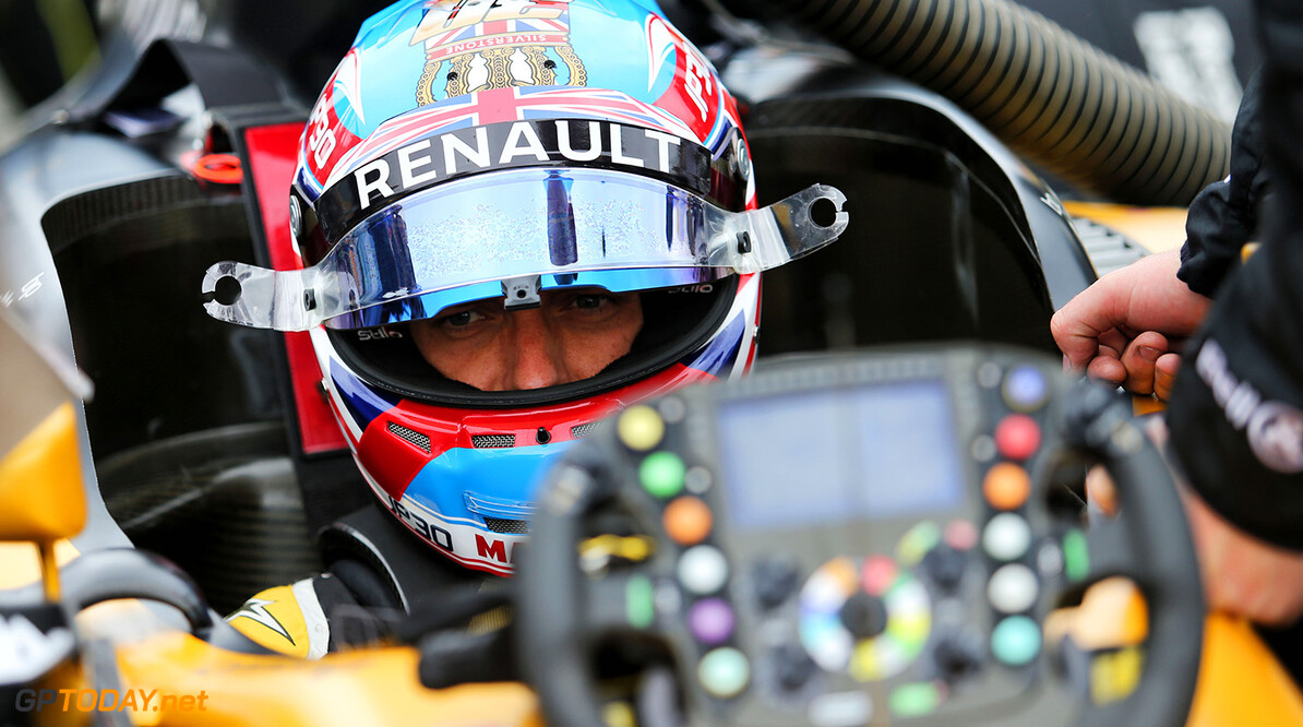 Palmer interested in one series on a 'long term contract'