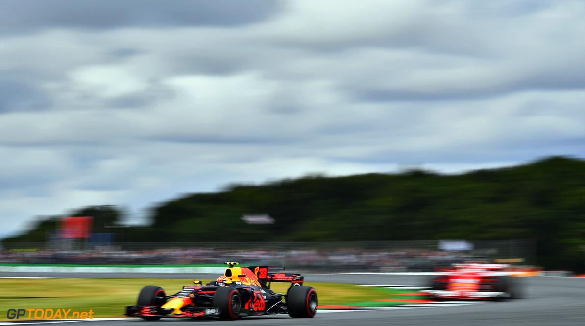 Red Bull Racing had meer verwacht van de Britse GP