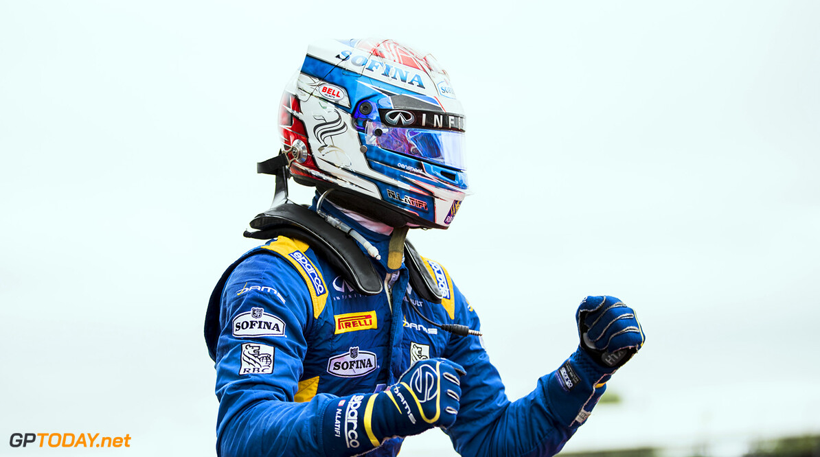 2017 FIA Formula 2 Round 6.