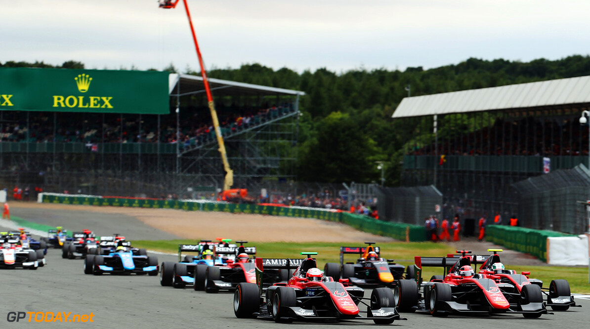 2017 GP3 Series Round 3. 