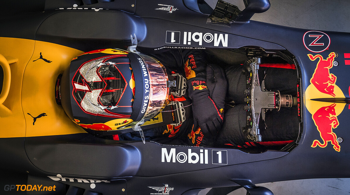 Sebastien Ogier prepares to race with the RB7 in Spielberg, Austria on June 20,2017 // Philip Platzer/Red Bull Content Pool // P-20170712-00536 // Usage for editorial use only // Please go to www.redbullcontentpool.com for further information. //  Sebastien Ogier Philip Platzer Red Bull Ring Austria  P-20170712-00536