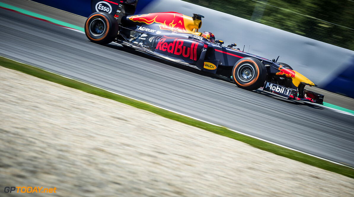 Sebastien Ogier races with the RB7 in Spielberg, Austria on June 20,2017 // Philip Platzer/Red Bull Content Pool // P-20170712-00558 // Usage for editorial use only // Please go to www.redbullcontentpool.com for further information. //  Sebastien Ogier Philip Platzer Red Bull Ring Austria  P-20170712-00558