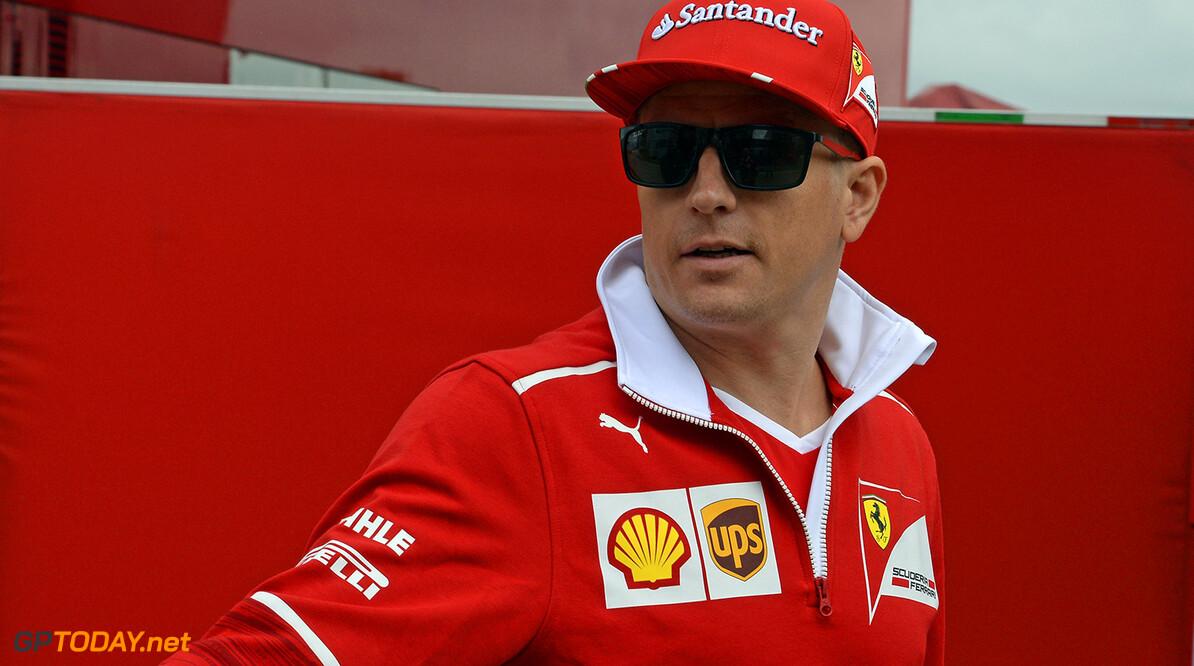 Rijdt Kimi Raikkonen ook in 2019 nog voor Ferrari?
