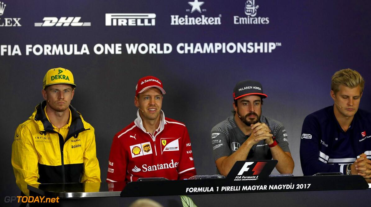 Schema persconferenties voor Grand Prix van Italië 2017