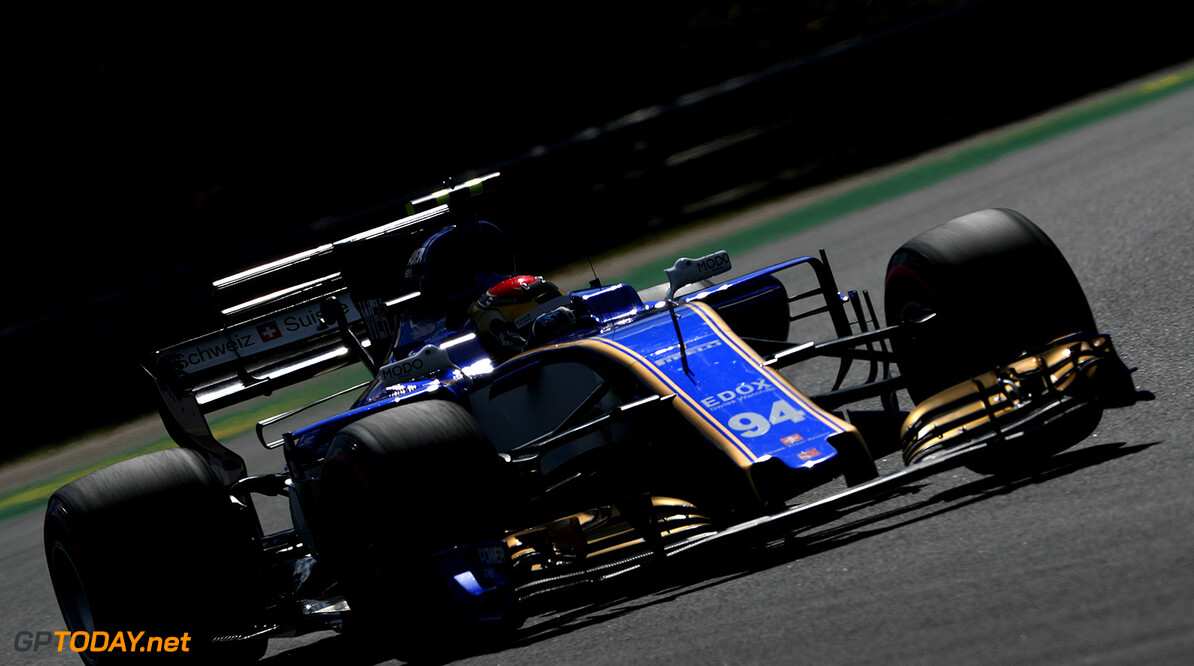 Hungarian GP Friday 28/07/17 Pascal Wehrlein (D), Sauber F1 Team.  Hungaroring Circuit.  Hungarian GP Friday 28/07/17 Jad Sherif                       Budapest Hungary  F1 Formula 1 One 2017 Action Wehrlein Sauber