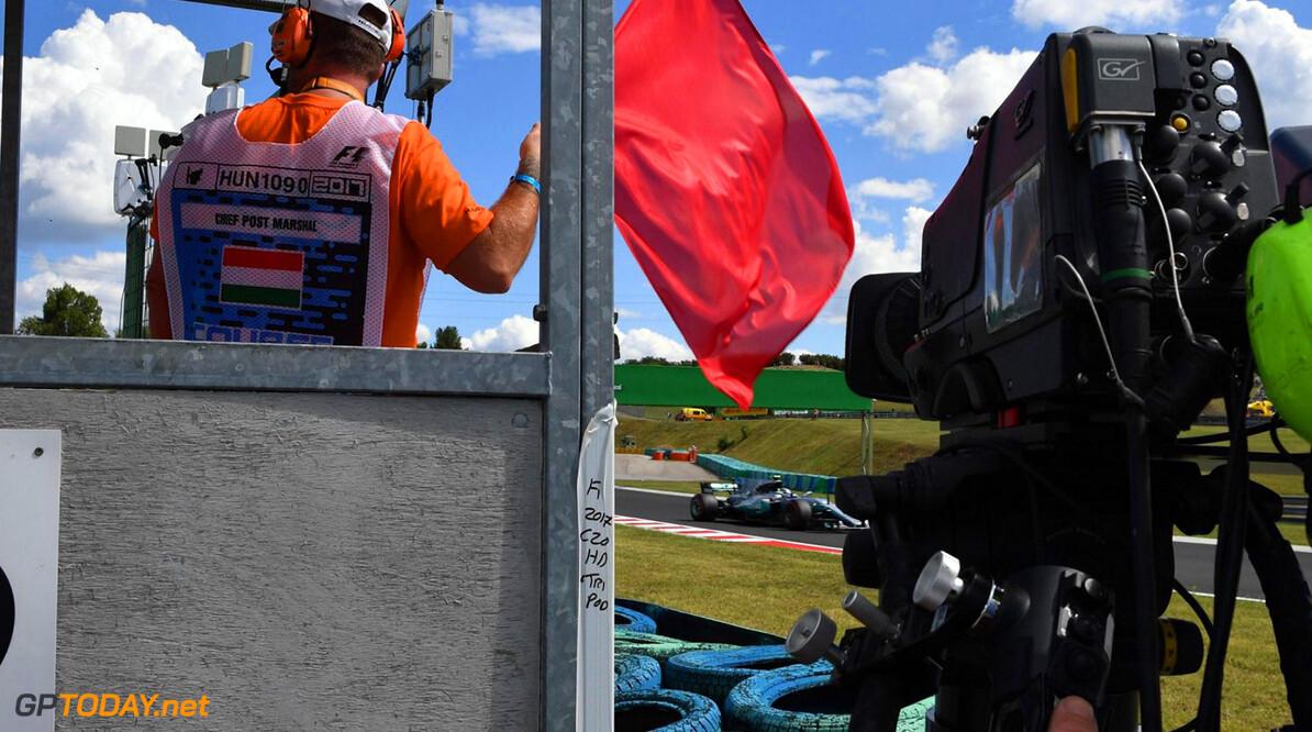 Formule 1 zegt contracten met cameramensen formeel op