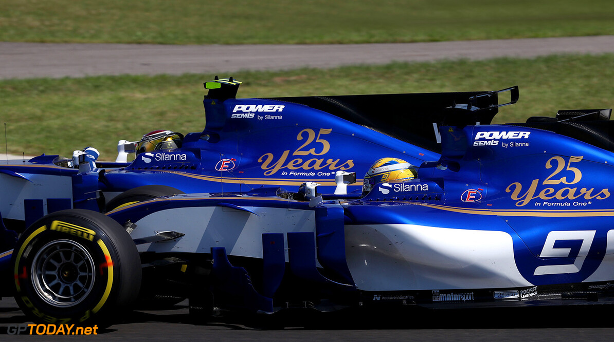 A big announcement is imminent at Sauber