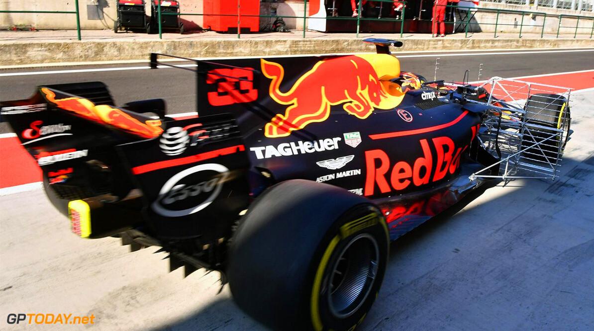 <b>Video: </b>Max Verstappen steelt de show op Spa-Francorchamps
