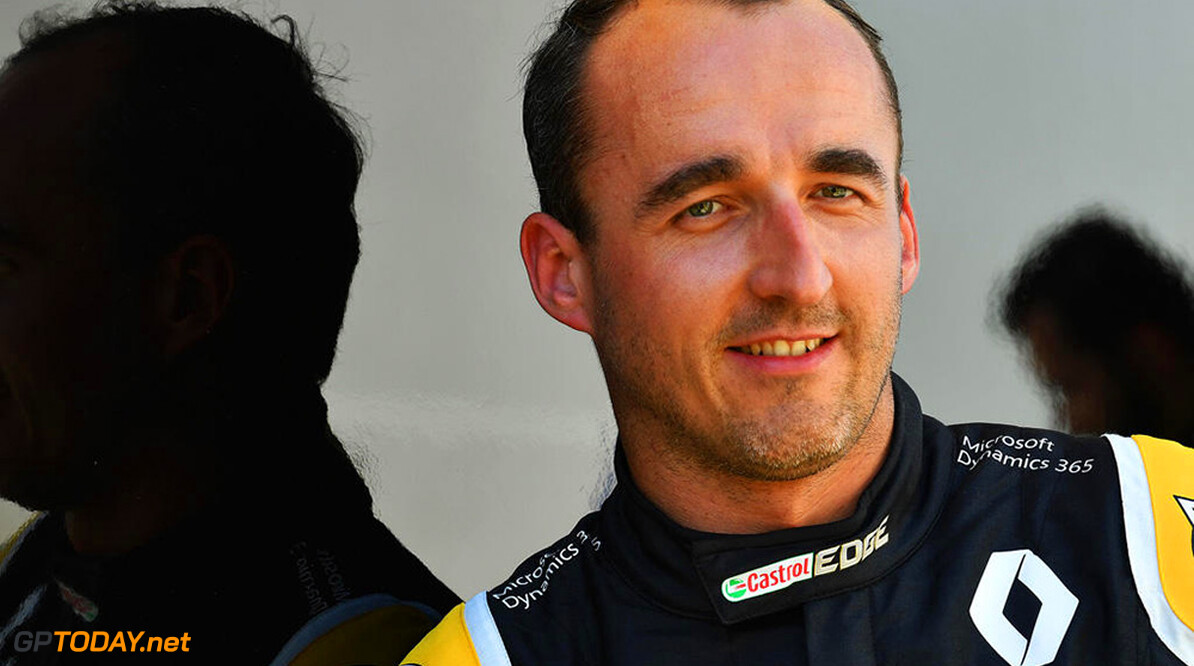 "Williams: ""Kubica strong option for Abu Dhabi test"""