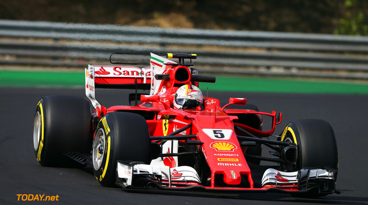 """Sebastian Vettel: """"Leiden kampioenschap is een droom"""""""